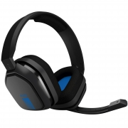 ASTRO A10 Headset (Grey/Blue)