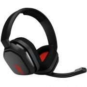 ASTRO A10 Headset (Grey/Red)