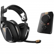 ASTRO A40 TR Headset + MixAmp Pro TR (AG BLACK)