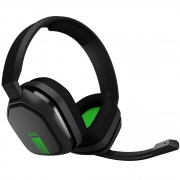 ASTRO A10 Headset (Grey/Green)