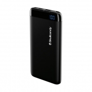 Stash 6.000 mAh Power Bank - Black Speckle